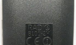 Пульт ДУ Radio 8101 - 2M mini NERO An-Motors